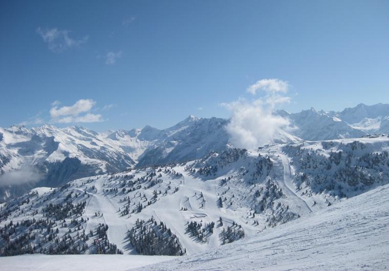 Penken Mountain Mayrhofen Austria