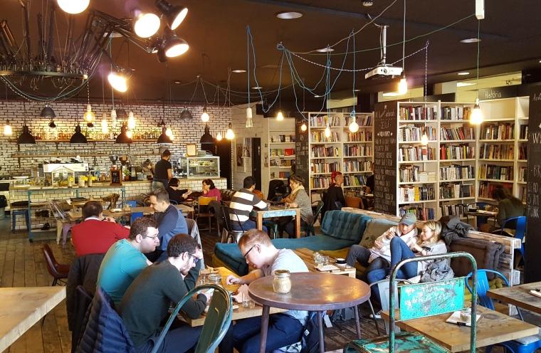 Urban Space coffee shop Bratislava