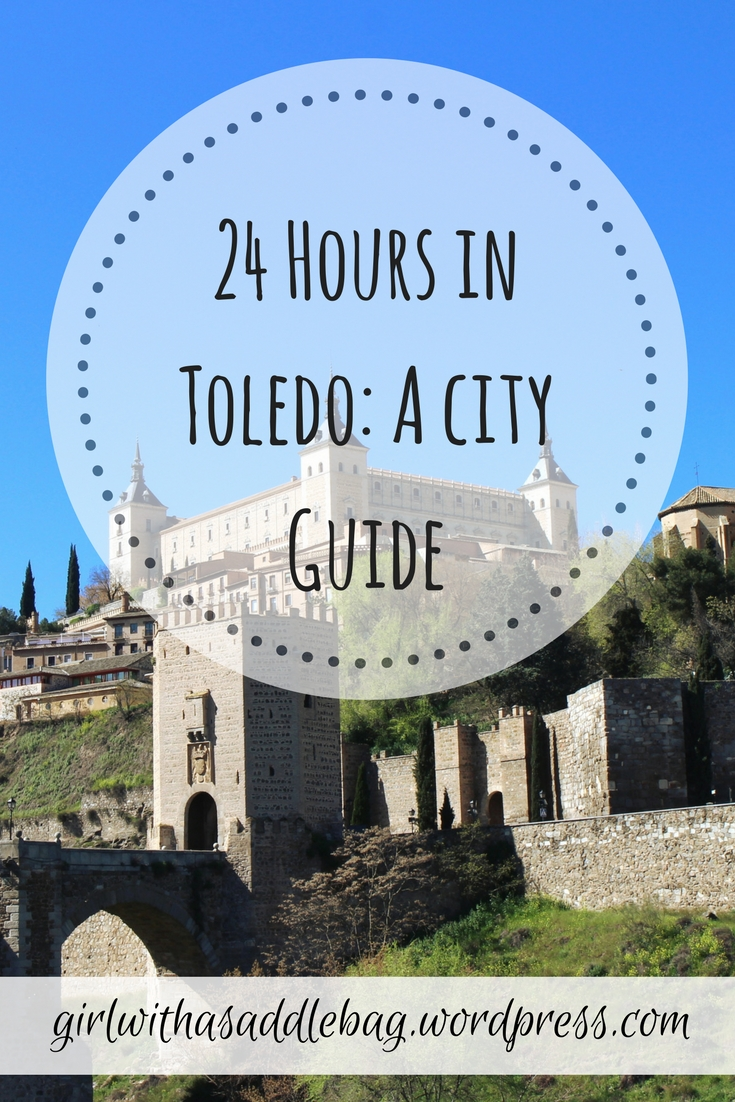 24 hours in Toledo,, Spain: A city guide