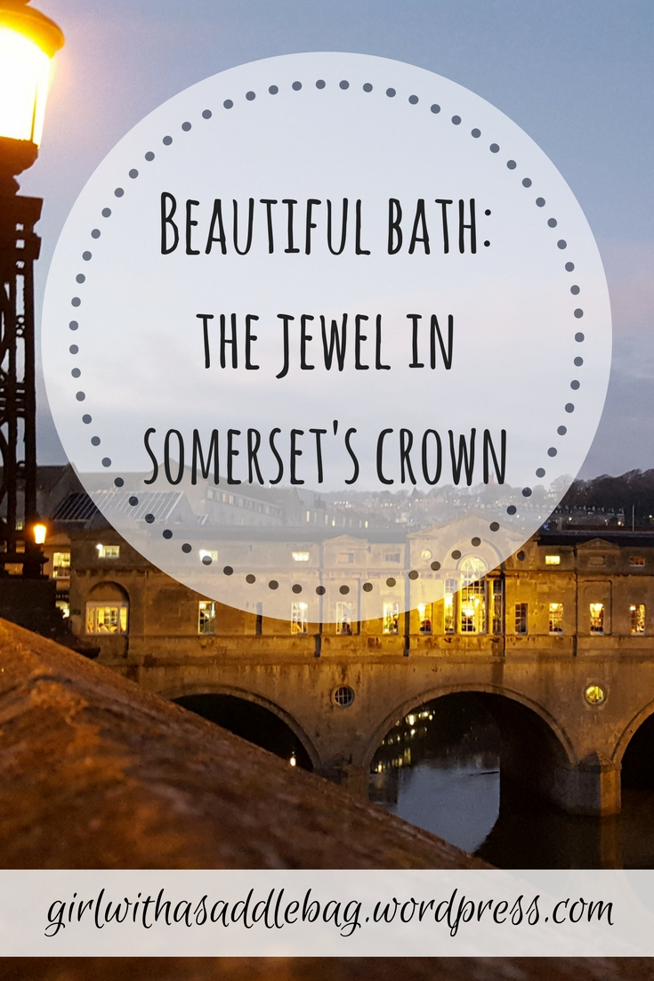 Beautiful Bath: the jewel in Somerset's crown