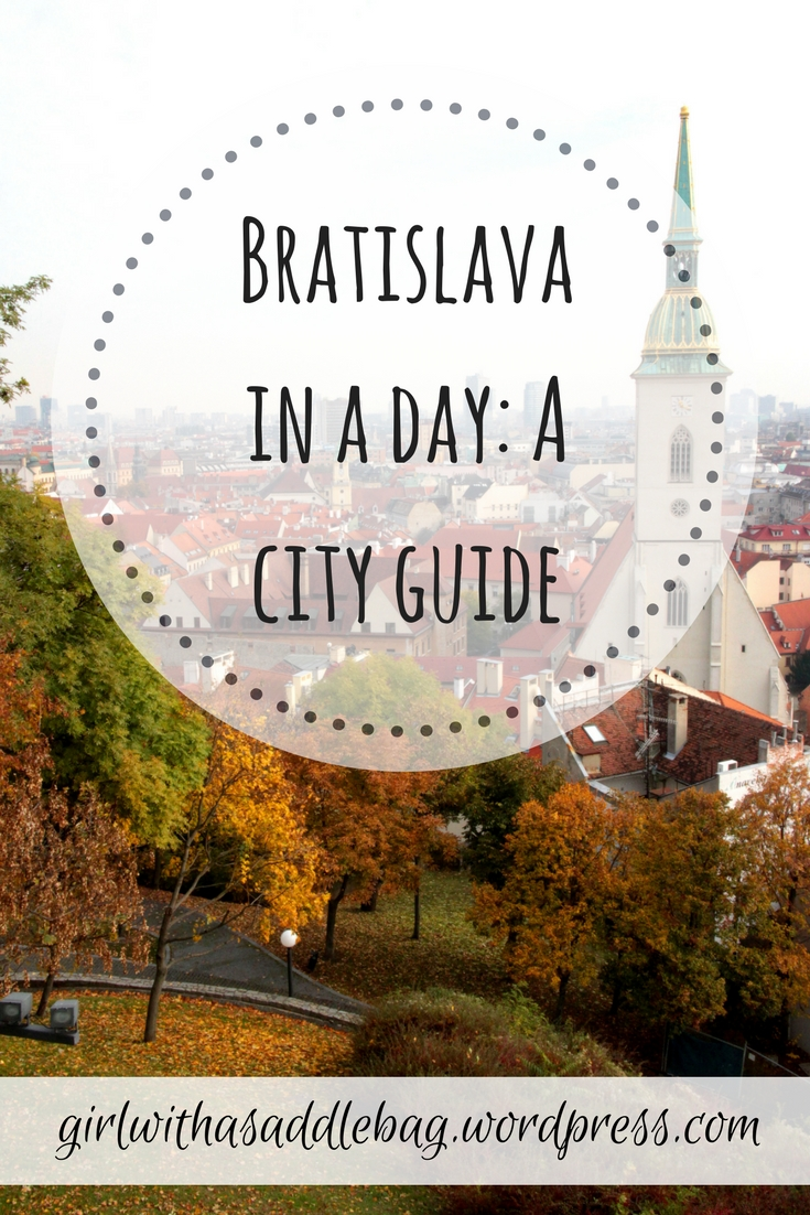 Bratislava in a day: Cobbled streets and cafes, Slovakian-style