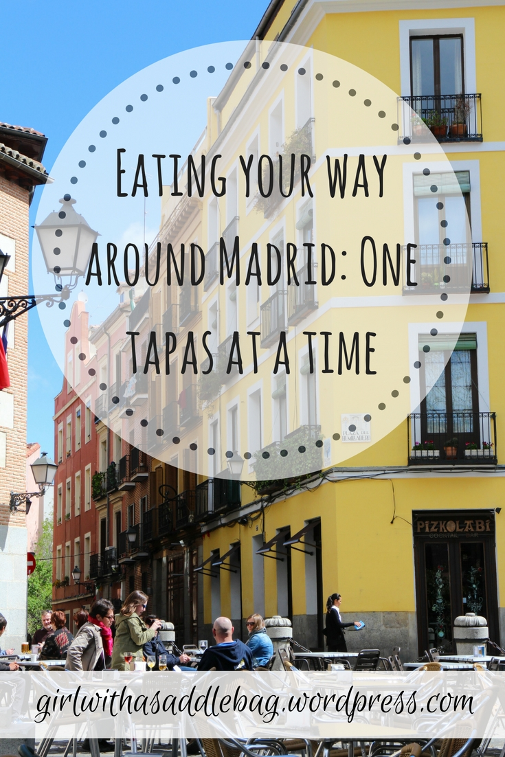 Eating your way around Madrid: One tapas at a time