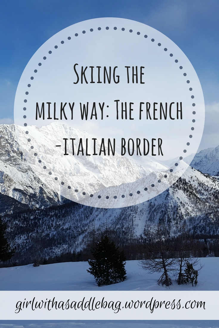 Skiing the Milky Way: The sun-drenched pistes of the French-Italian border
