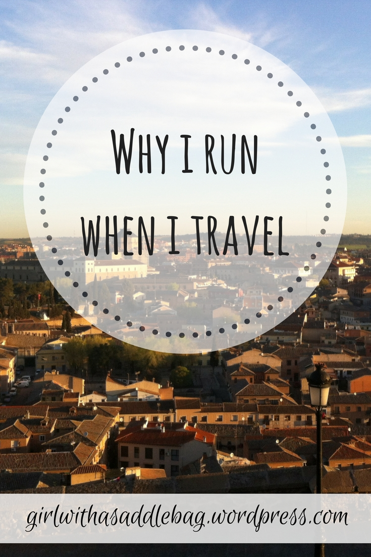 Why I run when I travel