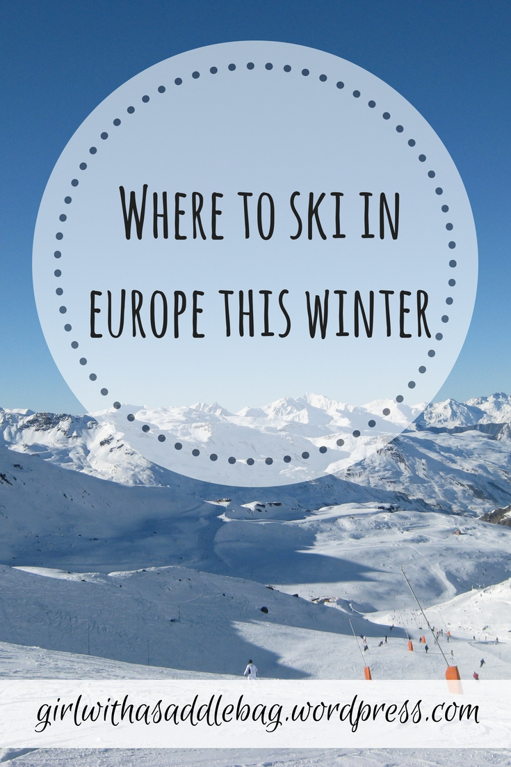 Winter wonderlands: Where to ski in Europe this season