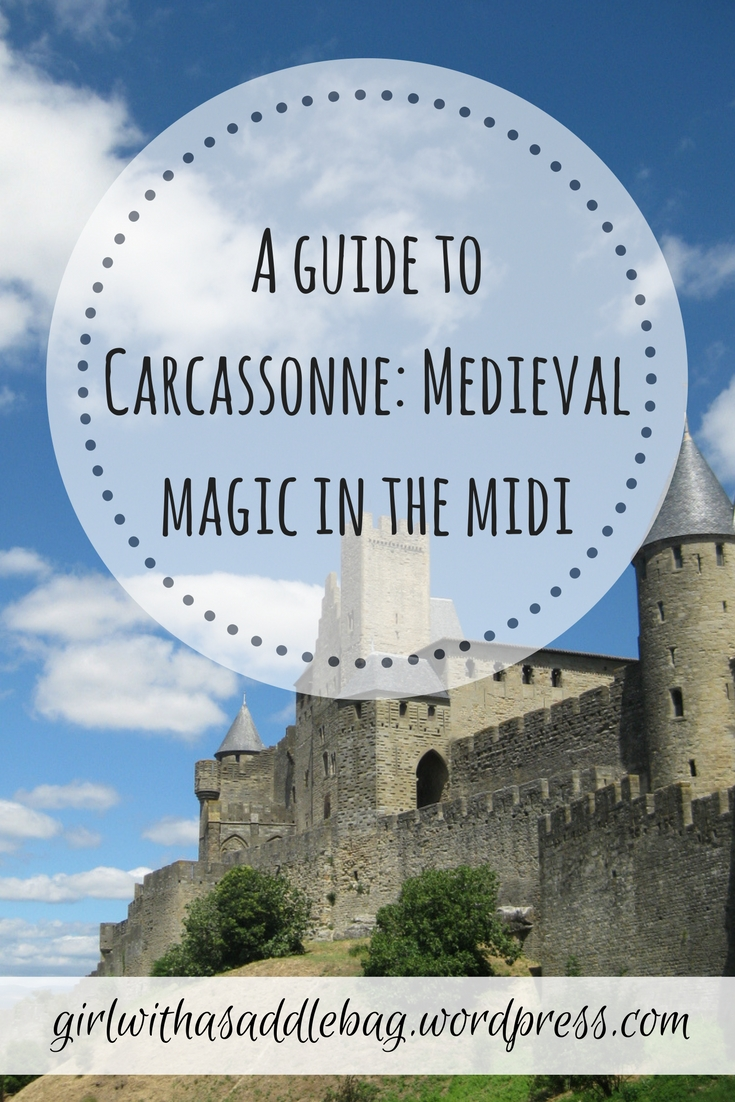 A beginners guide to Carcassonne, France: Medieval magic in the Midi | Travel guide | City guide | Girl with a saddle bag blog