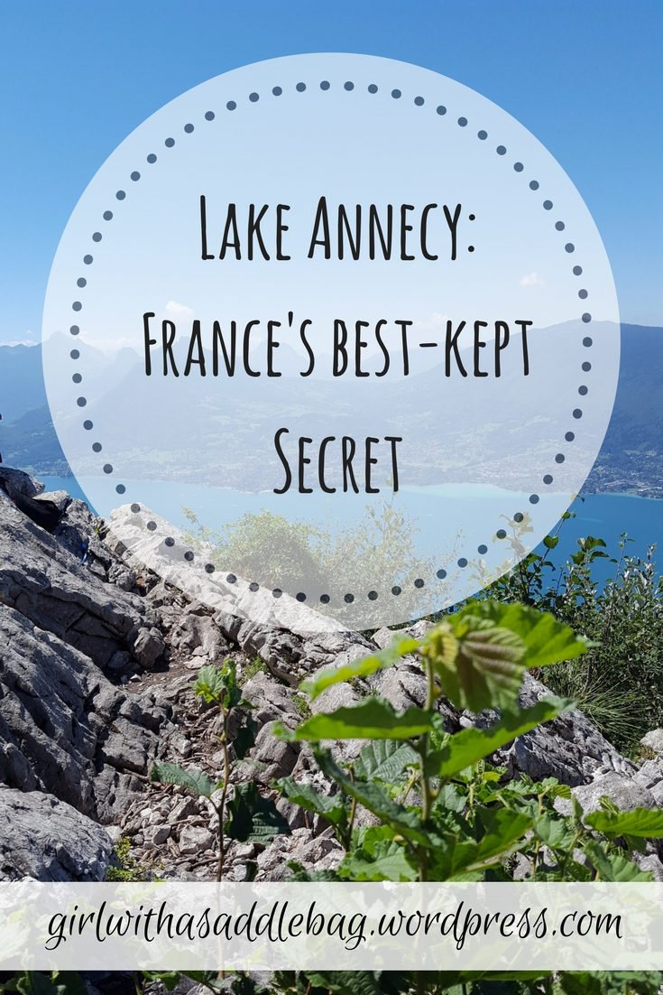 Lake Annecy: France's best-kept secret | Travel guide | City guide | Girl with a saddle bag blog