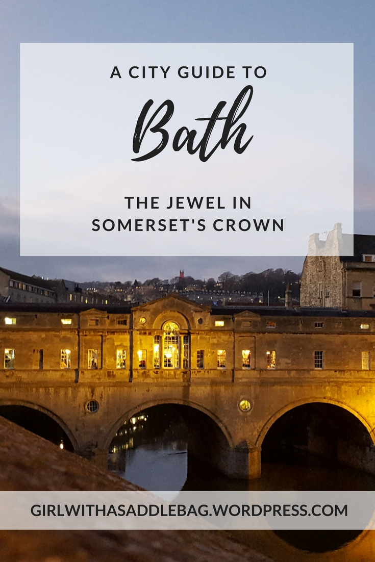 A city guide to Bath, UK: The jewel in Somerset's crown | City guide | Travel guide | Girl with a saddle bag blog