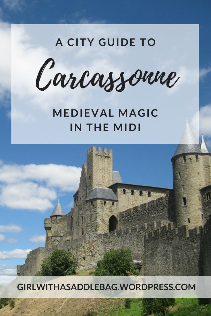 A beginner's guide to Carcassonne, France: Medieval magic in the Midi | Travel guide | City guide | Girl with a saddle bag blog