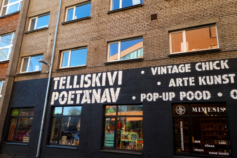 Telleskivi creative centre in Tallinn, Estonia | Travel guide | City guide | Girl with a saddle bag blog